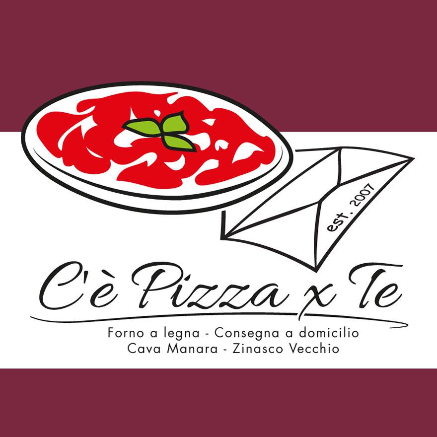 c'è pizza x te